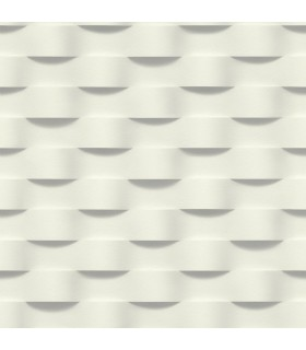RH611106 - Rasch Wallpaper-Clarice Geometric Ripple