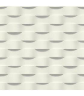 RH611106 - Rasch Wallpaper-Clarice Geometric Ripple