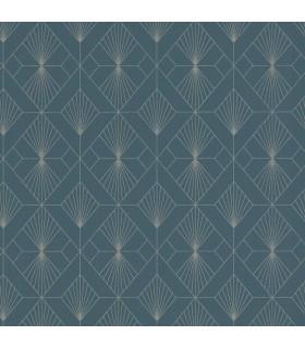 RH620924 - Rasch Wallpaper-Henri Geometric