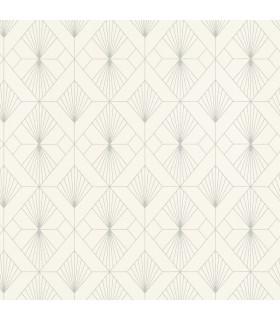 RH620931 - Rasch Wallpaper-Henri Geometric