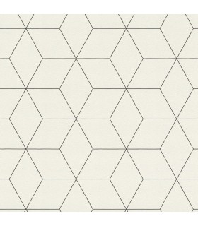 RH624304 - Rasch Wallpaper-Lloyd Geometric