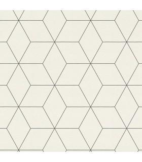 RH624304 - Rasch Wallpaper-Lloyd Geometric