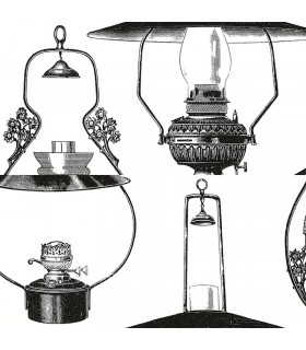 BW28734 - Antique Lanterns Norwall Special