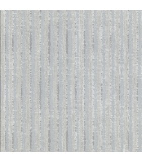 2909-DWP0073-02 - Riva Wallpaper by Brewster-Annabeth Distressed Stripe