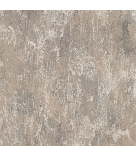 2909-DWP0076-06 - Riva Wallpaper by Brewster-Bavary Distressed Texture