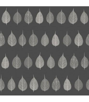 DD128849 -Origin Luxury Wallpaper by Estahome-Greenhouse Leaves