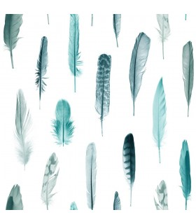 DD138895 -Origin Luxury Wallpaper by Estahome-Nala Feathers