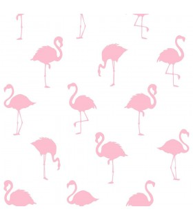 DD138992 -Origin Luxury Wallpaper by Estahome-Lovett Flamingo