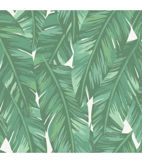 DD139014 -Origin Luxury Wallpaper by Estahome-Dumott Tropical Leaves