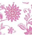 CM28631 - Cheeky Monkey Pink Floral Norwall Special