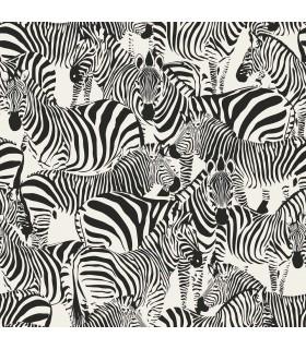 DD347453 -Origin Luxury Wallpaper by Estahome-Jemima Zebra
