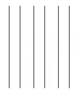 CM28643 - Cheeky Monkey Black Stripe Norwall Special