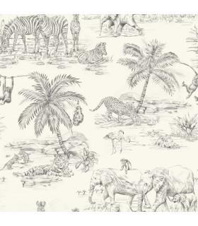 DD347442 -Origin Luxury Wallpaper by Estahome-Javert Safari