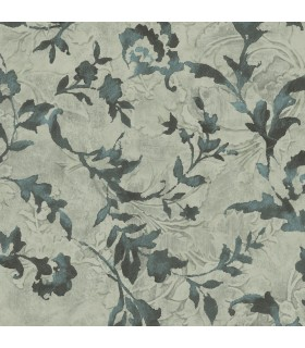 CL2534 - Impressionist Wallpaper by York-Vine Silhouette
