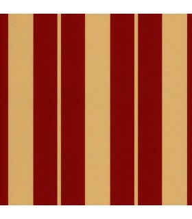 CS27344 -Classic Silk Red & Gold Stripe Norwall Special