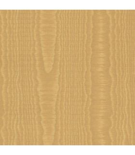 NS24908 - Gold Silk Moire Wallpaper Norwall Special