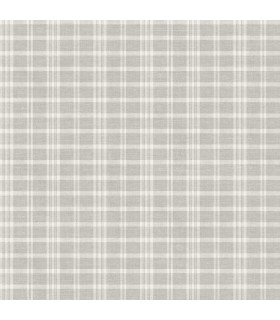 3119-02145 - Kindred Wallpaper by Chesapeake-Tristan Prairie Gingham