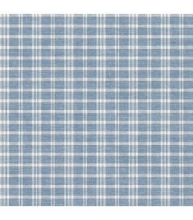 3119-02146 - Kindred Wallpaper by Chesapeake-Tristan Prairie Gingham