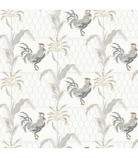 3119-13021 - Kindred Wallpaper by Chesapeake-Hank Rooster