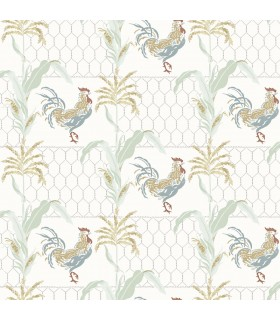 3119-13022 - Kindred Wallpaper by Chesapeake-Hank Rooster