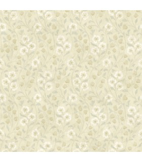 3119-13053 - Kindred Wallpaper by Chesapeake-Patsy Floral