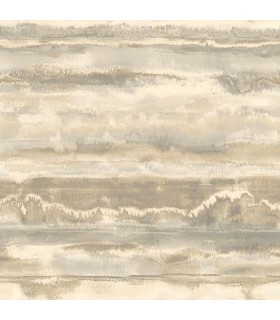 NA0533 - Botanical Dreams Wallpaper by Candice Olson-High Tide