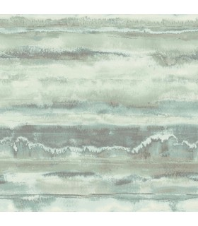 NA0536 - Botanical Dreams Wallpaper by Candice Olson-High Tide
