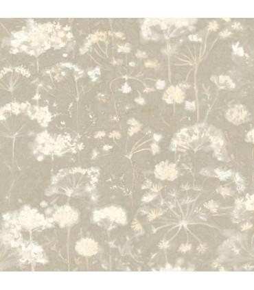 NA0540 - Botanical Dreams Wallpaper by Candice Olson-Botanical Fantasy