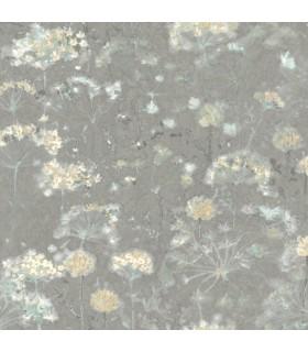NA0541 - Botanical Dreams Wallpaper by Candice Olson-Botanical Fantasy