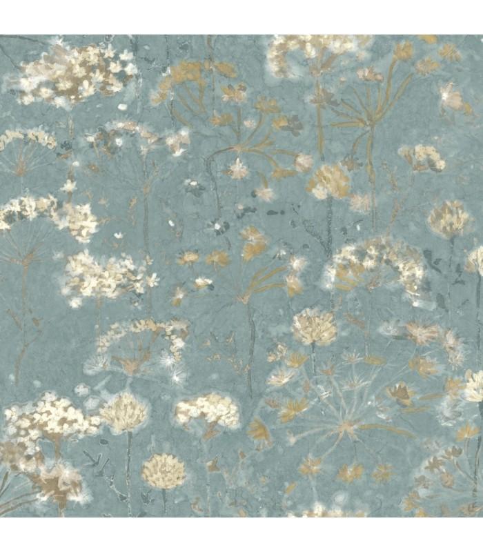NA0542 - Botanical Dreams Wallpaper by Candice Olson-Botanical Fantasy