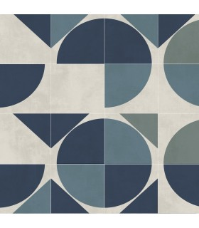 GM7527 - Geometric Resource Library Wallpaper by York-Radius