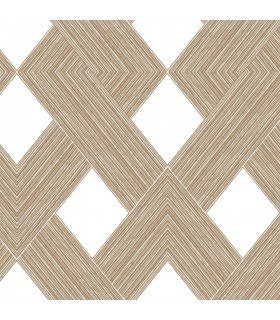 GM7536 - Geometric Resource Library Wallpaper by York-Beveled Edge