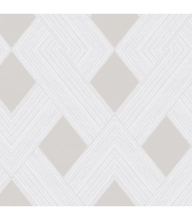 GM7537 - Geometric Resource Library Wallpaper by York-Beveled Edge