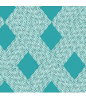 GM7539 - Geometric Resource Library Wallpaper by York-Beveled Edge