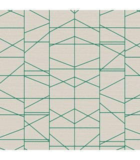 GM7544 - Geometric Resource Library Wallpaper by York-Modern Perspective