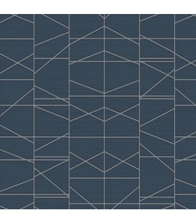 GM7545 - Geometric Resource Library Wallpaper by York-Modern Perspective