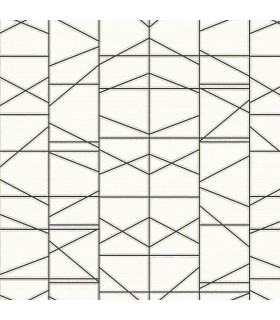 GM7546 - Geometric Resource Library Wallpaper by York-Modern Perspective