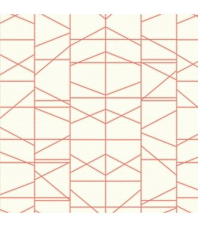 GM7548 - Geometric Resource Library Wallpaper by York-Modern Perspective