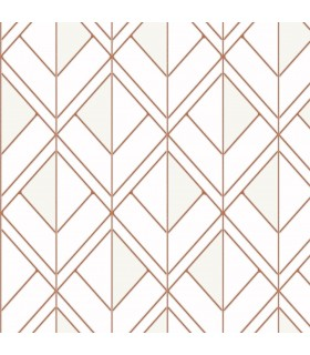 GM7551 - Geometric Resource Library Wallpaper by York-Diamond Shadow
