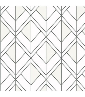GM7552 - Geometric Resource Library Wallpaper by York-Diamond Shadow