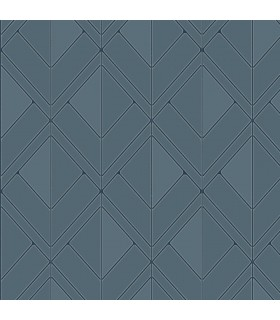 GM7553 - Geometric Resource Library Wallpaper by York-Diamond Shadow