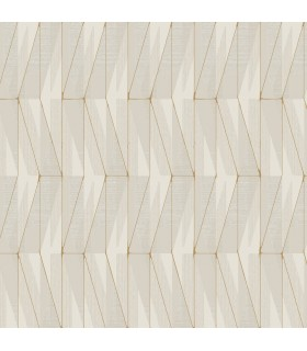 GM7558 - Geometric Resource Library Wallpaper by York-On An Angle