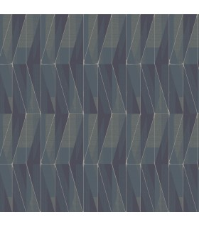 GM7560 - Geometric Resource Library Wallpaper by York-On An Angle