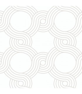 GM7592 - Geometric Resource Library Wallpaper by York-The Twist