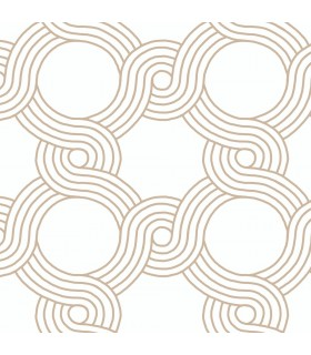 GM7593 - Geometric Resource Library Wallpaper by York-The Twist
