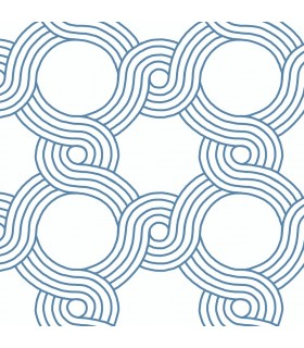 GM7594 - Geometric Resource Library Wallpaper by York-The Twist