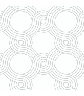 GM7597 - Geometric Resource Library Wallpaper by York-The Twist