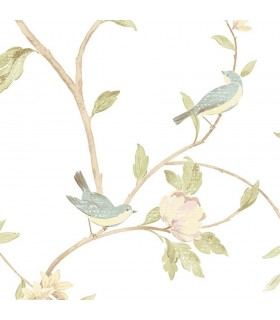 HM26326 - Birds / Rose Garden 2 by Norwall