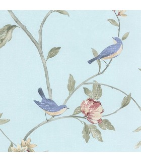 HM26329 - Birds / Rose Garden 2 by Norwall