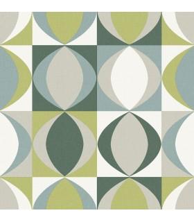 2903-25845 - Bluebell Wallpaper by A-Street-Archer Geometric